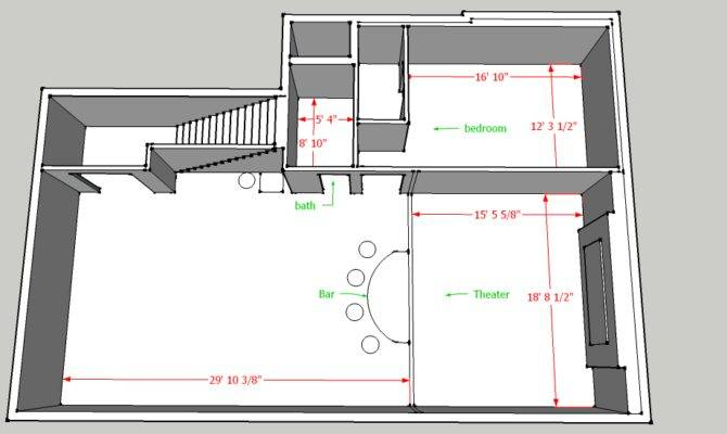 Basement Layout Ideas Your Dream Home
