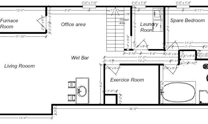 Basement Layouts Ideas New Home Interior Design