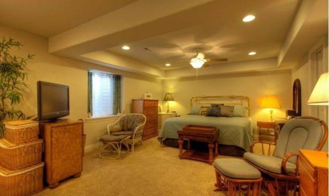 Basement Master Bedroom Ideas