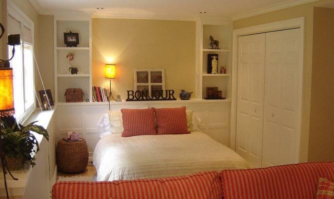 Basement Master Bedroom Totally Unfinished