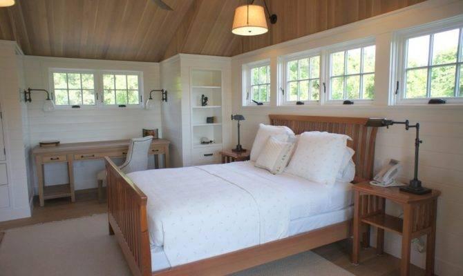 Basement Master Suite Bathroom Rustic Reclaimed Wood Tile