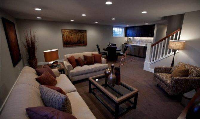 Basement Remodeling Ideas Inspiration