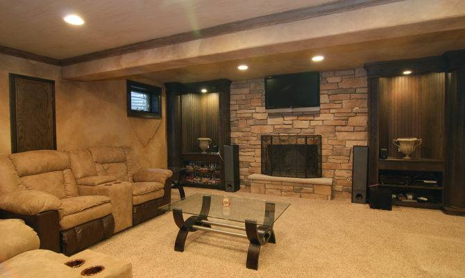 Basement Remodeling Remodel Chicago Finishing