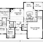 Basic Ranch House Plans Inspiring Simple Small