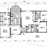 Basic Ranch House Plans Stratford Floor Plan