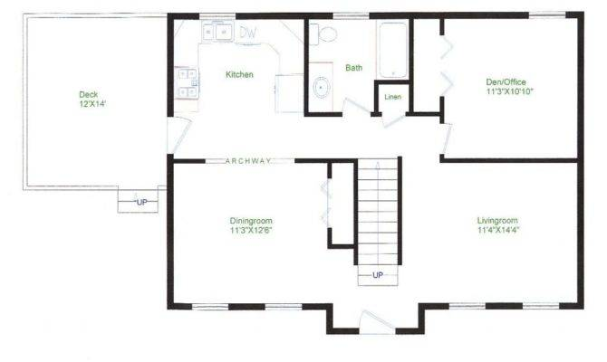 Basic Ranch Style House Plans Luxury Delighful Simple
