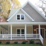 Bath Cottage House Plan Plans Floor Home