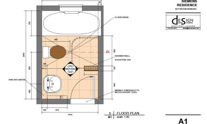 Bathroom Design Floor Plans