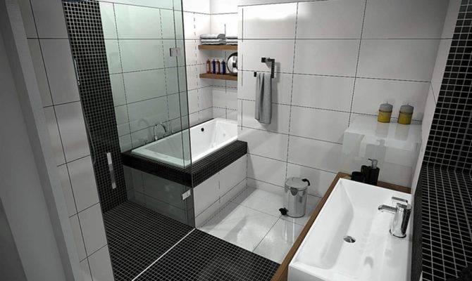 Bathroom Design Ideas Small Spaces Narrow