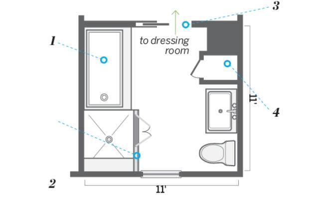 Bathroom Laundry Room Floor Plans Memes Vozindependiente