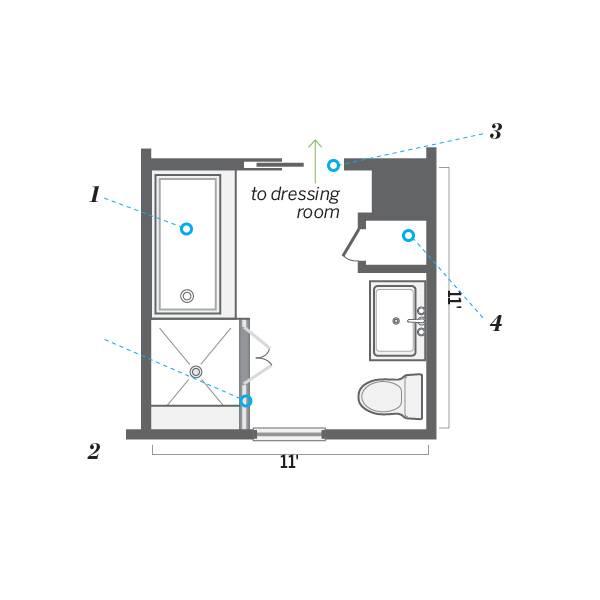 Bathroom Laundry Room Floor Plans Memes Vozindependiente House Plans 101127