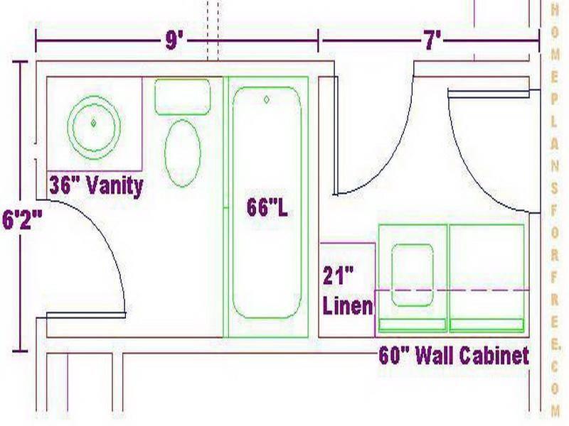 Bathroom Laundry Room Layout Design House Plans 21571