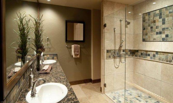 Bathroom Master Bath Showers Ideas Soaking Tubs