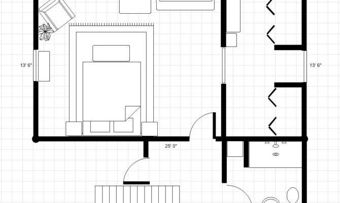 Bathroom Master Bedroom Dressing Area Try Floor Plan