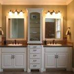 Bathroom Modern Small Master Ideas Shutter Double Vanity