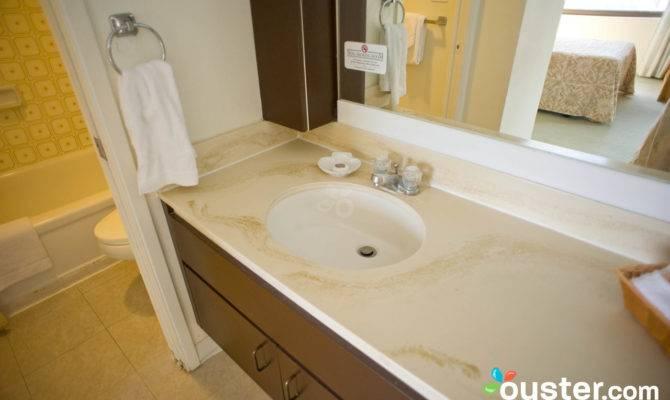 Bathroom One Bedroom Bath Deluxe Ocean