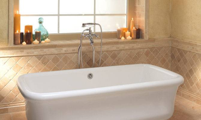 26 Narrow Soaking Tub For A Jolly Good Time House Plans