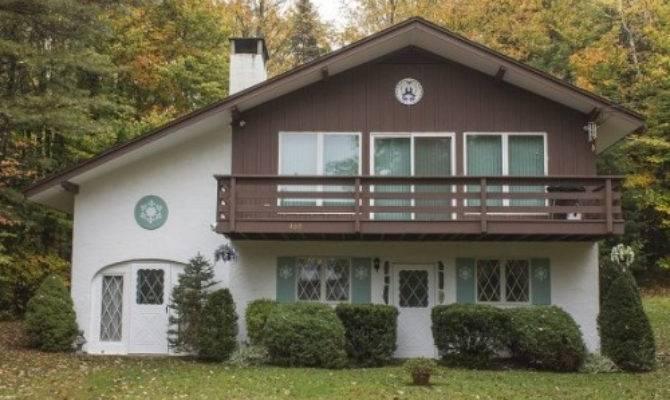 Bavarian Style Homes Primed Oktoberfest House