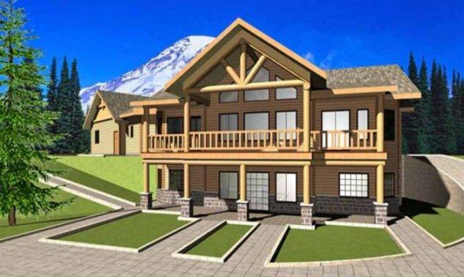 Bavarian Style House Plans