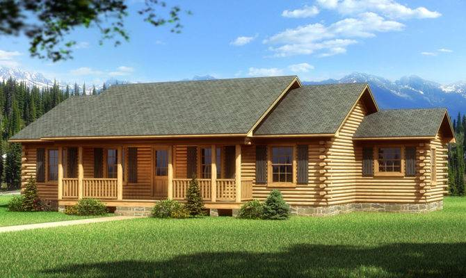 Bay Minette Southland Log Homes