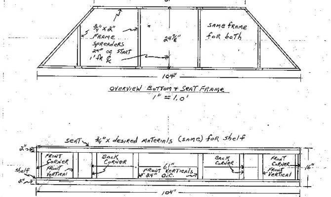 Bay Window Framing Plan Drawings Thepatriotwoodworker