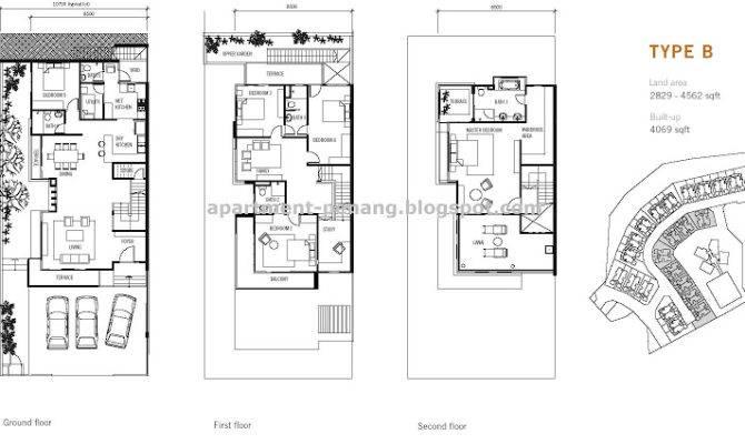 18 Spectacular Semi Detached House Plan House Plans