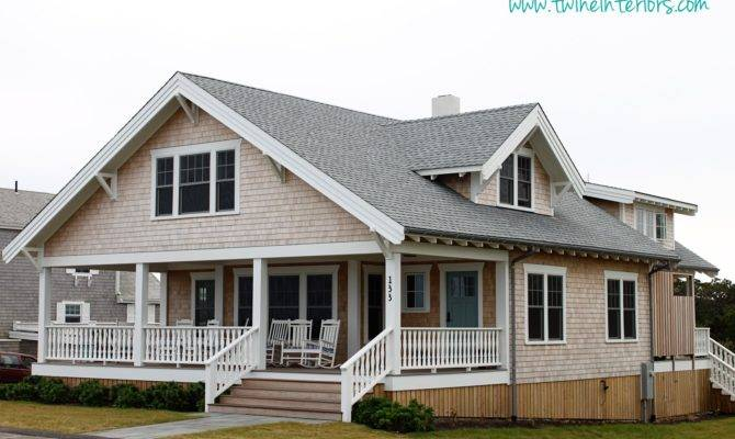 Beach Cottage Style Homes Cod House