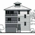 Beach Duplex Gmf Architects House Plans Model