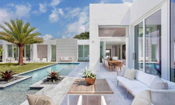 Beach Florida Designed Ibi Home Designs Modern Single House