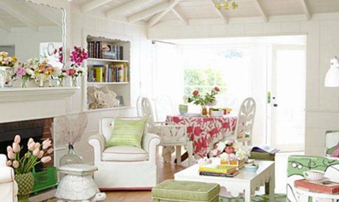 Beach House Cottage Interior Becuo