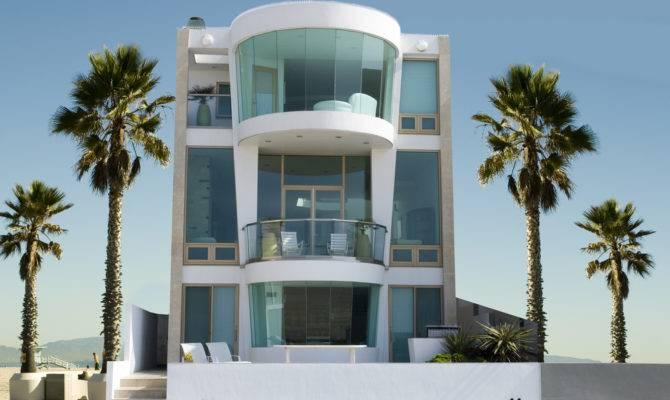 Beach House Designs Around World Photos