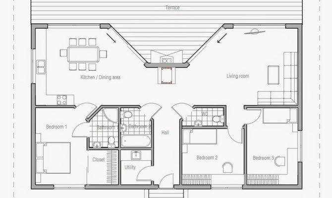 Beach House Floor Plans Small Plan