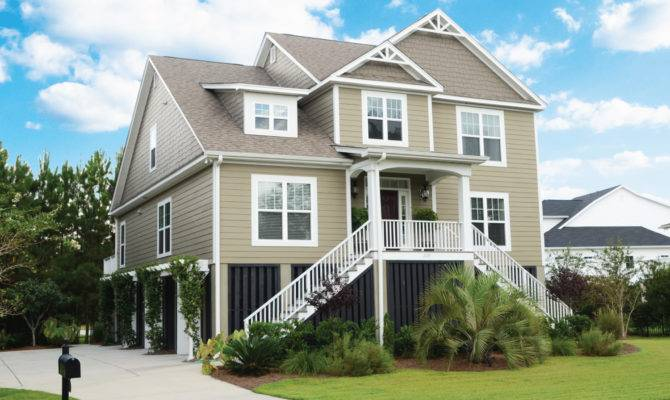 Beach House Plans America Home Place