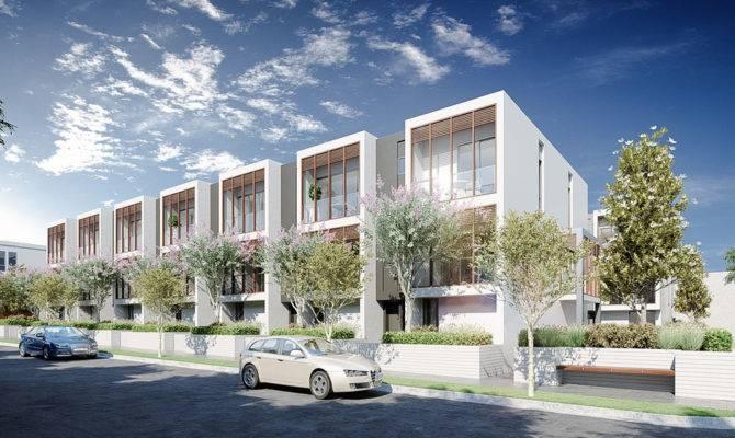 Beach House Townhouse Conrad Architects
