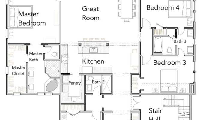 Beach Houses Floor Plans Homes