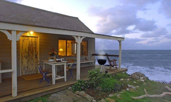 Beach Hut Romantic Retreat Cornwall