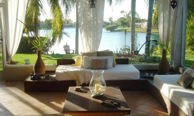 Beach Inspired Sunrooms Decorating Design Ideas