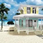 Beach Lover Dream Tiny House Plan