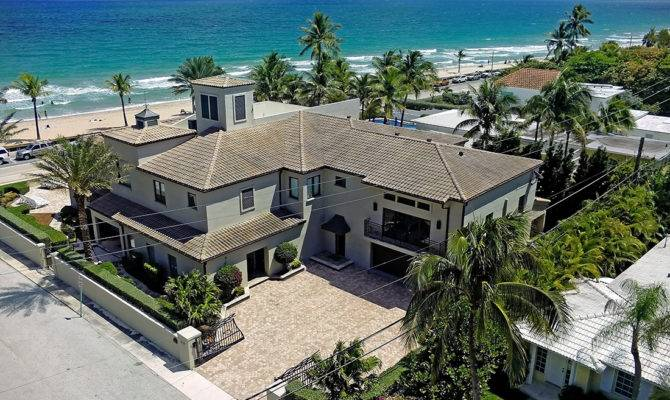 Beach Mansion Florida Places Rent