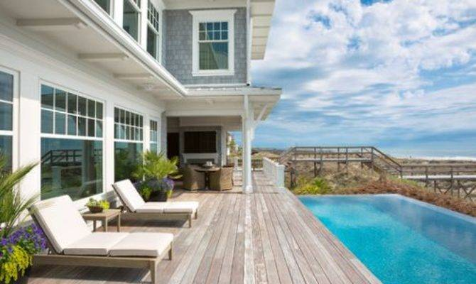 Beach Style Deck Design Ideas Remodels Photos