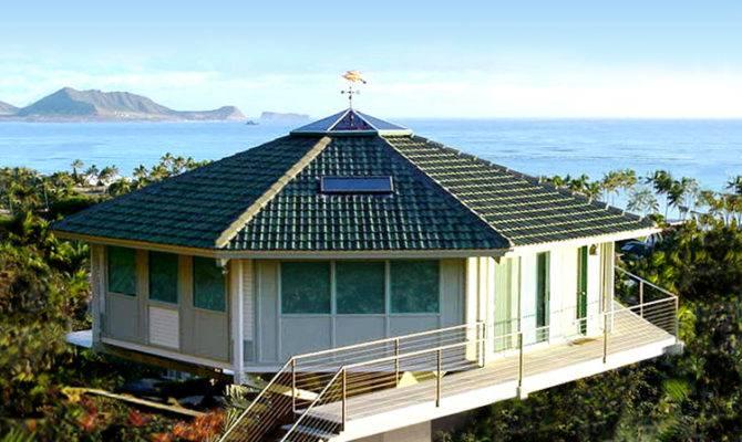 Beachfront Homes Oceanfront Stilt Houses
