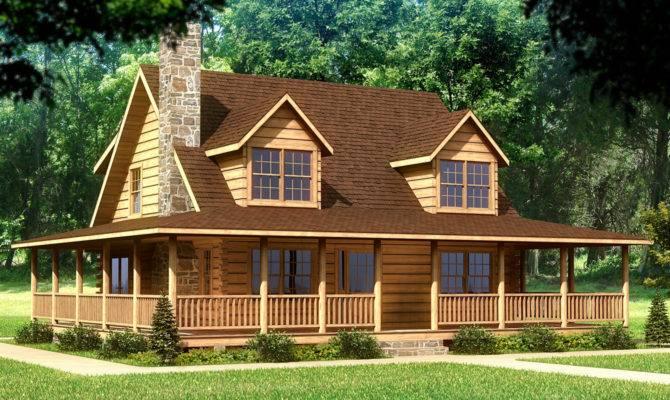 Beaufort Plans Information Southland Log Homes