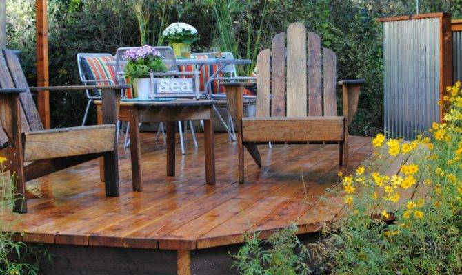 Beautiful Backyard Decks Patios Fire Pits