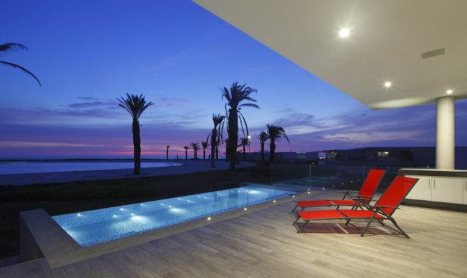 Beautiful Beach House Peru Metropolis Wave Avenue