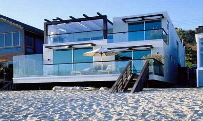Beautiful Beach Houses Design Architects