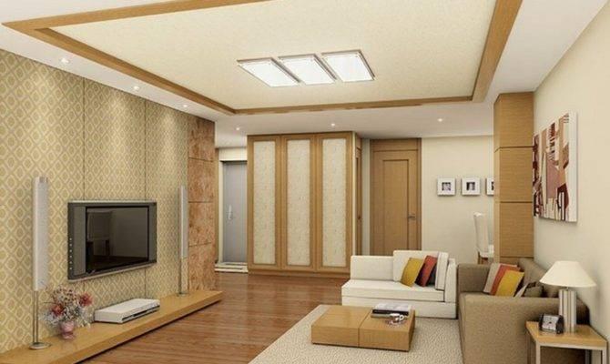 Beautiful Ceiling Interior Design Modern Decorations
