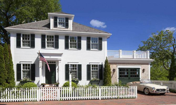 Beautiful Colonial Style House Plans