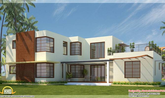Beautiful Contemporary Home Designs Kerala Design