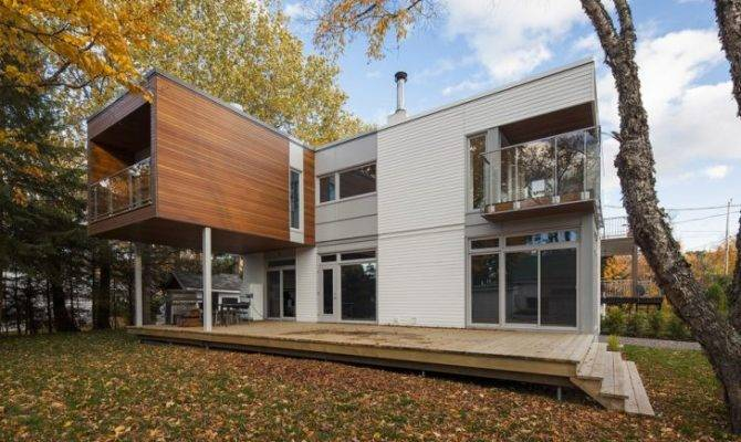 Beautiful Contemporary Shaped Home Ccm Architects
