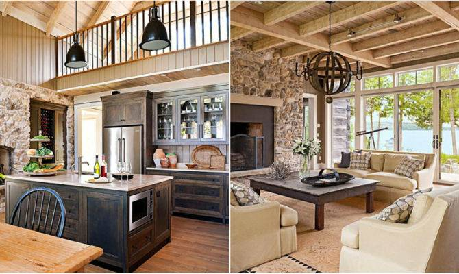Beautiful Country Homes Interior Designs